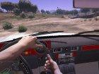 ГАЗ-24 for GTA 5 left view