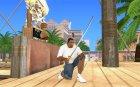 New katana для GTA San Andreas вид слева