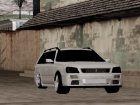 Nissan Stagea WC34 for GTA San Andreas rear-left view