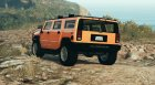 Hummer H2 FINAL for GTA 5 left view