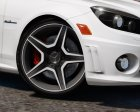 Mercedes-Benz C63 AMG W204 2011 v1.4 for GTA 5 left view