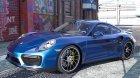 2016 Porsche 911 Turbo S 1.2 for GTA 5 top view