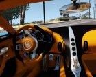 2017 Bugatti Chiron (Retexture) 4.0 for GTA 5 inside view