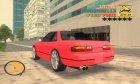 """Nissan Silvia S13 RB26DETT """"Black Revel"""" for GTA 3 rear-left view"""
