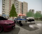 Ford Crown Victoria ДПС для GTA San Andreas