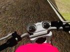 Honda Twister CBX 250 2014 для GTA San Andreas вид справа