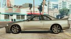 Nissan Skyline R33 GTR HQ for GTA 5 left view