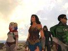 Injustice для GTA San Andreas вид сверху