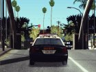 (SASD) Ford Crown Victoria Police Interceptor v1.0 для GTA San Andreas вид сзади слева
