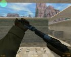 USP-S Blue Orion for Counter-Strike 1.6 rear-left view