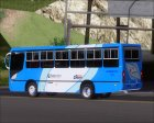 Caio Foz Super I 2006 Transurbane Guarulhoz 541 для GTA San Andreas вид изнутри