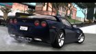 2010 Chevrolet Corvette Grand Sport for GTA San Andreas rear-left view