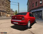 Dacia Logan II for Mafia: The City of Lost Heaven rear-left view