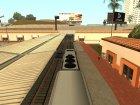 Передвигать камеру в поездах for GTA San Andreas left view