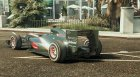 HRT F1 v1.1 for GTA 5 left view