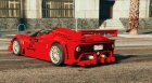 Ferrari P 4-5 2011 for GTA 5 left view