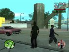Новые текстуры для Three Protagonists for GTA San Andreas left view