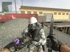 Рандомные скины игроков для Counter-Strike Source вид сверху