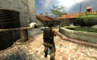 Masked Guerilla V2 for Counter-Strike Source rear-left view