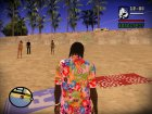Hawaiian Shirt  by crow для GTA San Andreas вид сверху