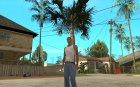 Шприц for GTA San Andreas left view