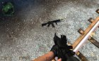 HK416 on BrainCollector animations for Counter-Strike Source top view