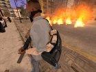 Сумка с деньгами для GTA San Andreas вид сверху