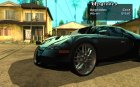 NFS:MW Wheel Pack for GTA San Andreas right view