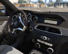 2014 Mercedes-Benz C63 AMG W204 1.0 для GTA 5