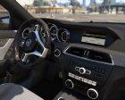 2014 Mercedes-Benz C63 AMG W204 1.0 for GTA 5