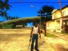 Хранение оружия (версия 2) for GTA San Andreas inside view