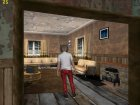 Skin HD GTA V Online парень в маске волка for GTA San Andreas right view