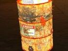 Очаг обогрева для GTA San Andreas вид сверху