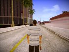 Aztec 2 (GTA V) for GTA San Andreas top view