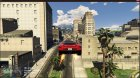 Vehicle Jetpack for GTA 5 rear-left view