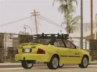 Nissan Sentra Taxi for GTA San Andreas side view