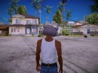 Raccoon mask (GTA V Online) для GTA San Andreas вид справа