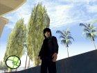 Скин Виктора Цоя v.2 for GTA San Andreas left view