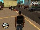 Разборки банд для GTA San Andreas вид сзади слева