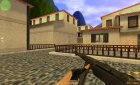 MP40 for Counter-Strike 1.6 rear-left view