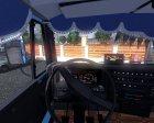 КамАЗ 5460 v5.0 для Euro Truck Simulator 2 вид сзади