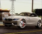 BMW Z4 2011 sDrive35is 2 Extras (HQ) for GTA San Andreas left view