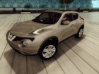 Nissan Juke for GTA San Andreas left view