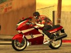 GTA 5 Moto Driving Animation for GTA San Andreas side view