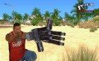 Ripper из Duke Nukem Forever for GTA San Andreas top view