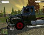 Scania 111 для Farming Simulator 2015 вид слева