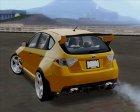 Subaru Impreza WRX STI Rocket Bunny for GTA San Andreas top view