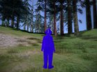 Твинки-Винки Телепузики для GTA San Andreas вид изнутри