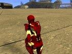 Железный человек mark 46 Противостояние v2 для GTA San Andreas вид слева