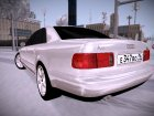 Audi A8 for GTA San Andreas top view